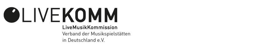 LiveKomm – Netzwerk der Netzwerke für Musikspielstätten in Deutschland